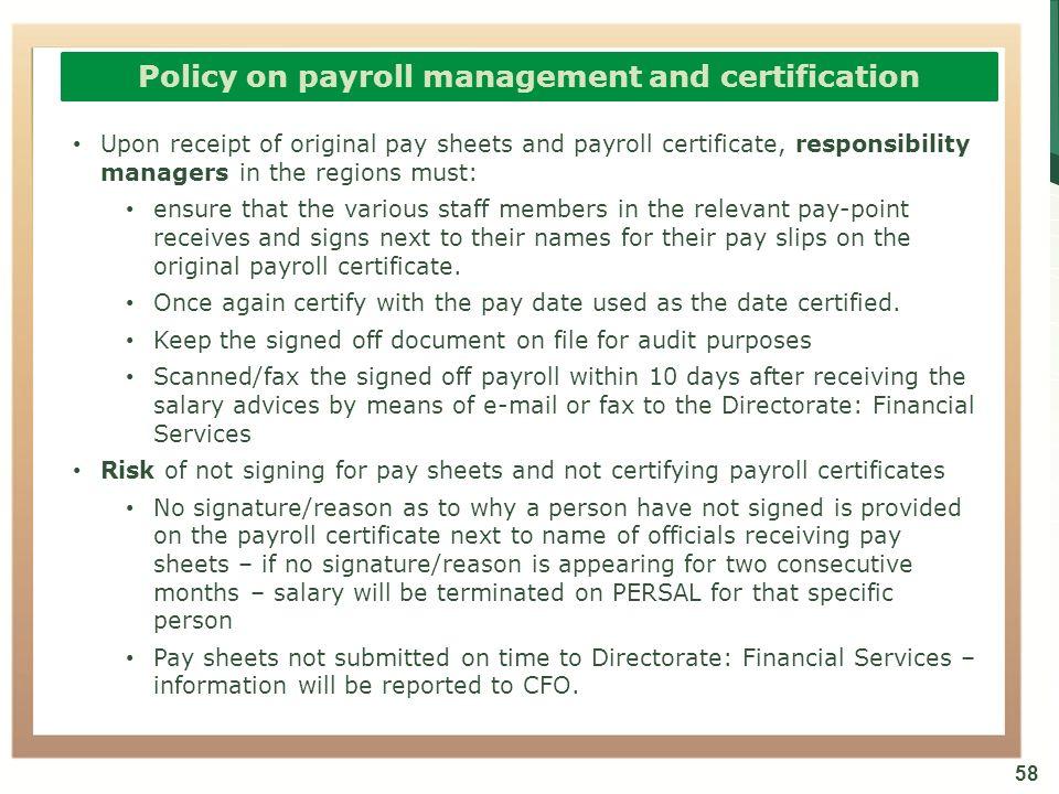 FUNCTION SHIFT PREPARATORY WORKSHOP - ppt download - payroll receipt
