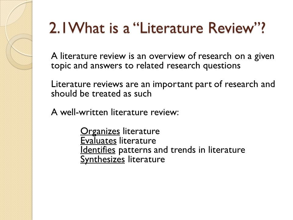 LITERATURE REVIEW - ppt video online download - literature review
