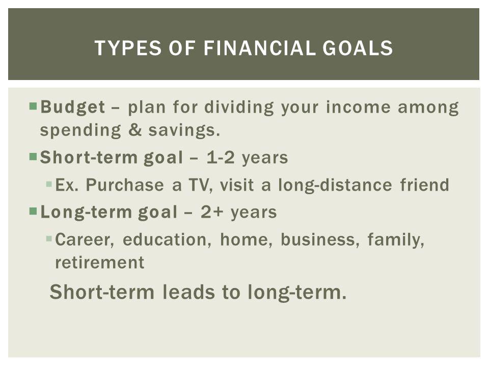 Business Plan Long Term Goals Examples masterlistforeignluxury