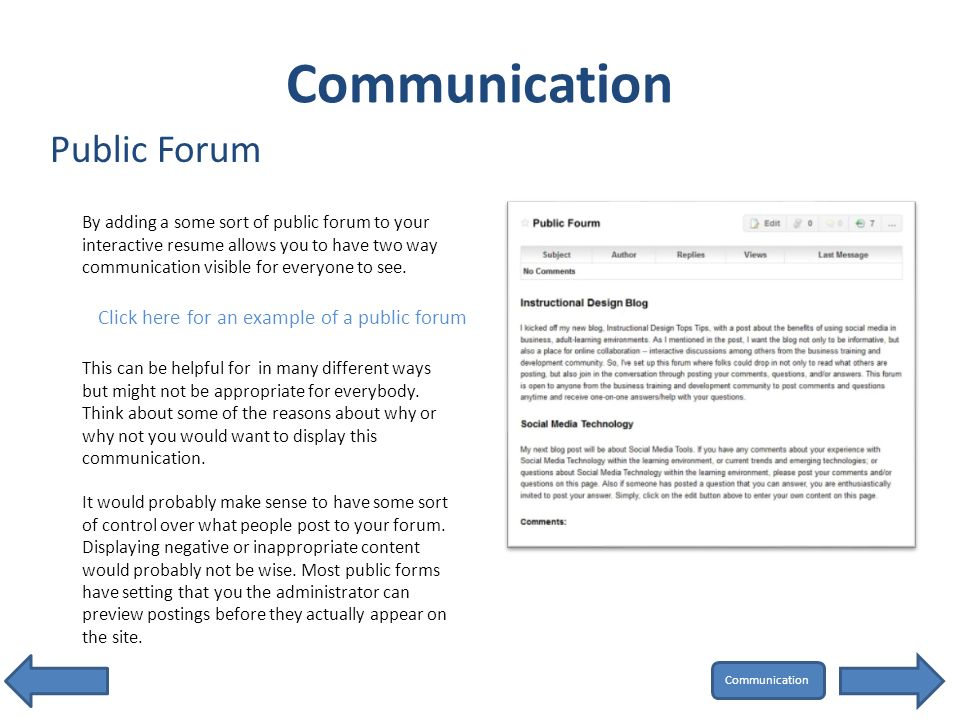 Get Noticed With An Interactive Resume - ppt video online download - interactive resume examples