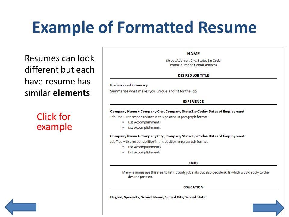 desired job title examples - Gurekubkireklamowe