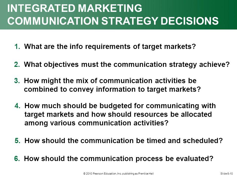 marketing communication strategy - Onwebioinnovate - communication strategy