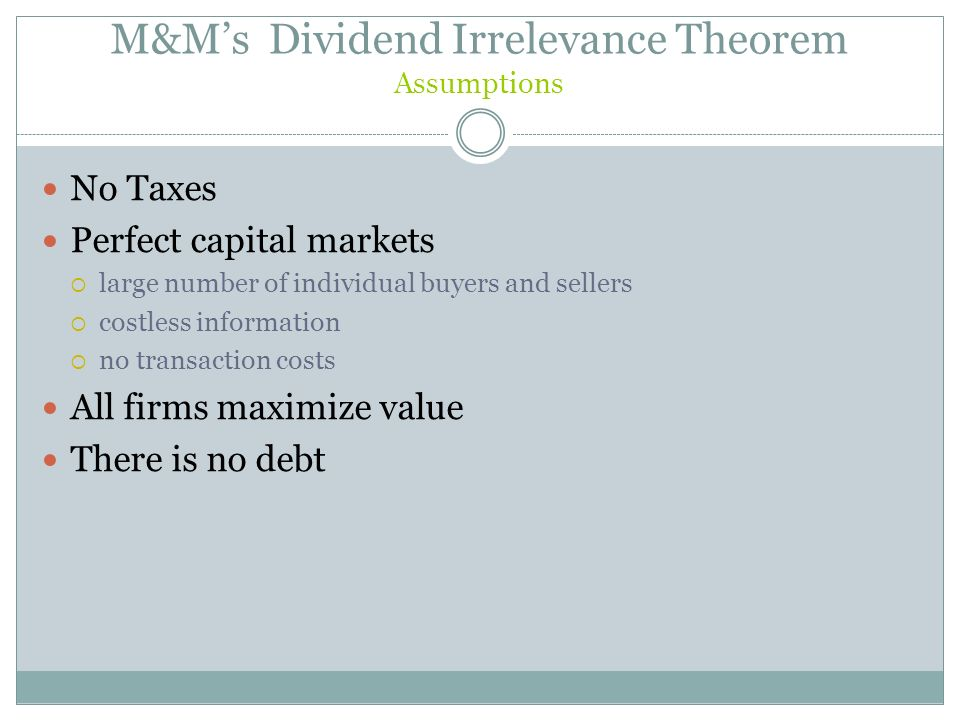 Corporate Finance - ppt download