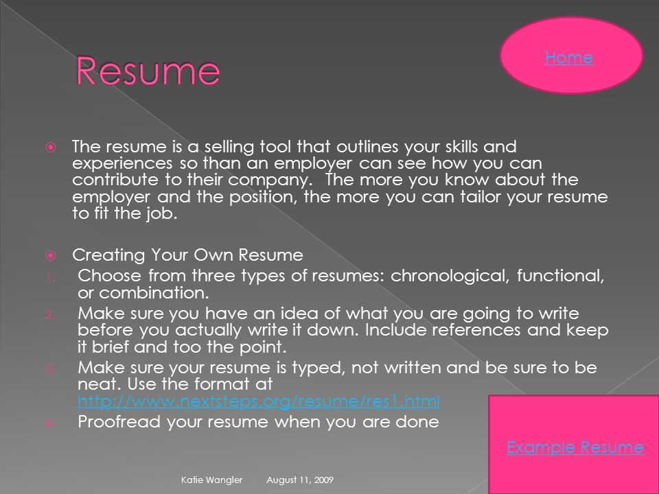 lofty design types of resumes 3 four types of resumes different - 3 types of resumes