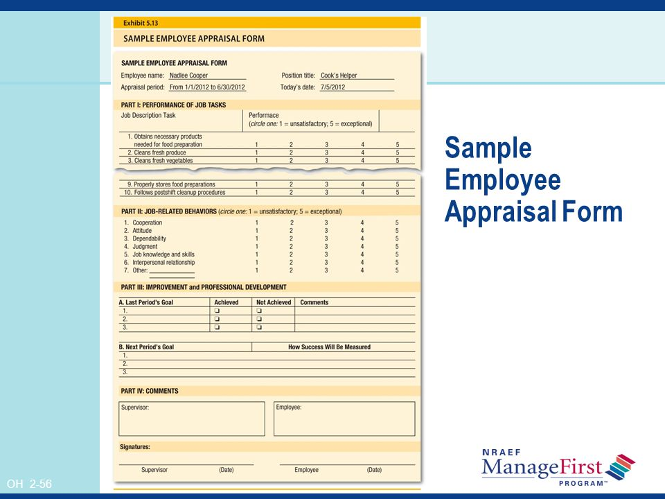 Agenda Article review or Case Study - ppt download - sample employee appraisal form