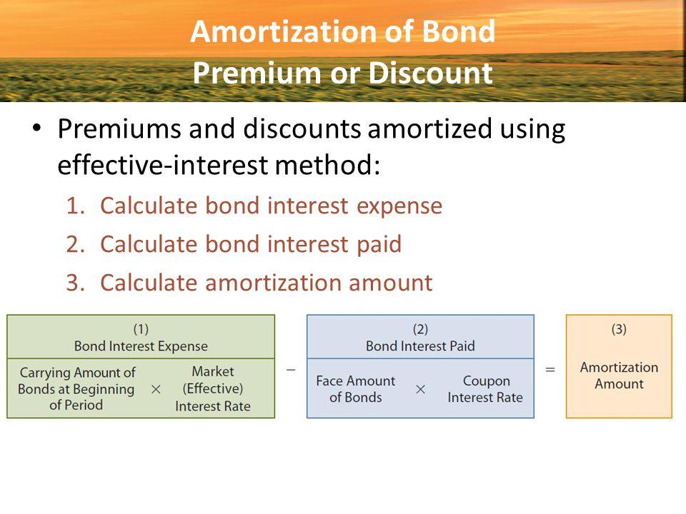 zero coupon bond purchased at discount amortization bonds receivable