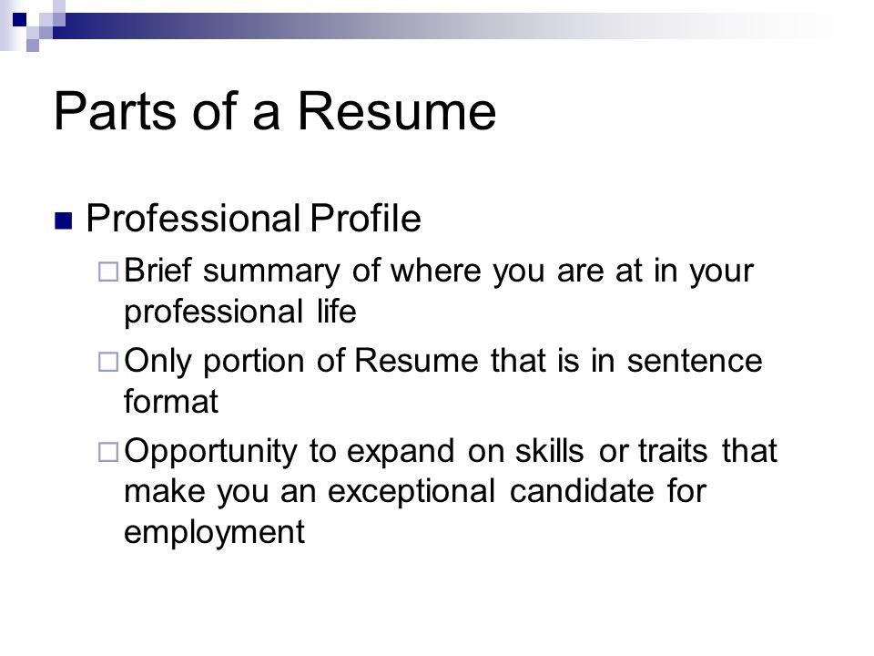 resume life sentence