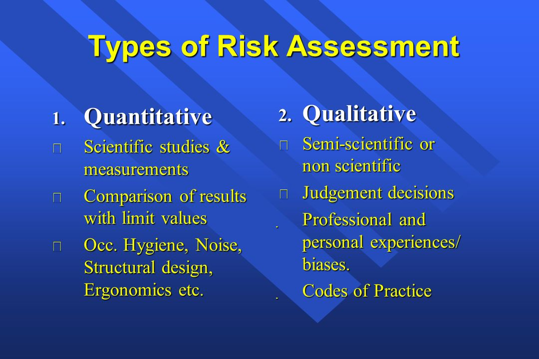 Types of Assessments - gauheo