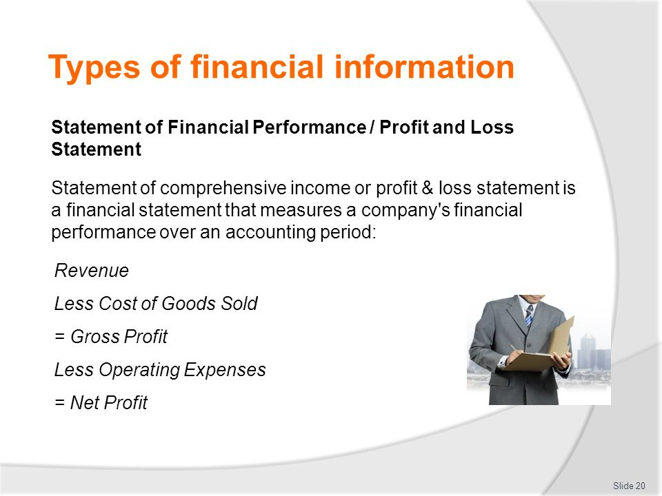 Income Statement Inclusions Financial Statements And Should Be