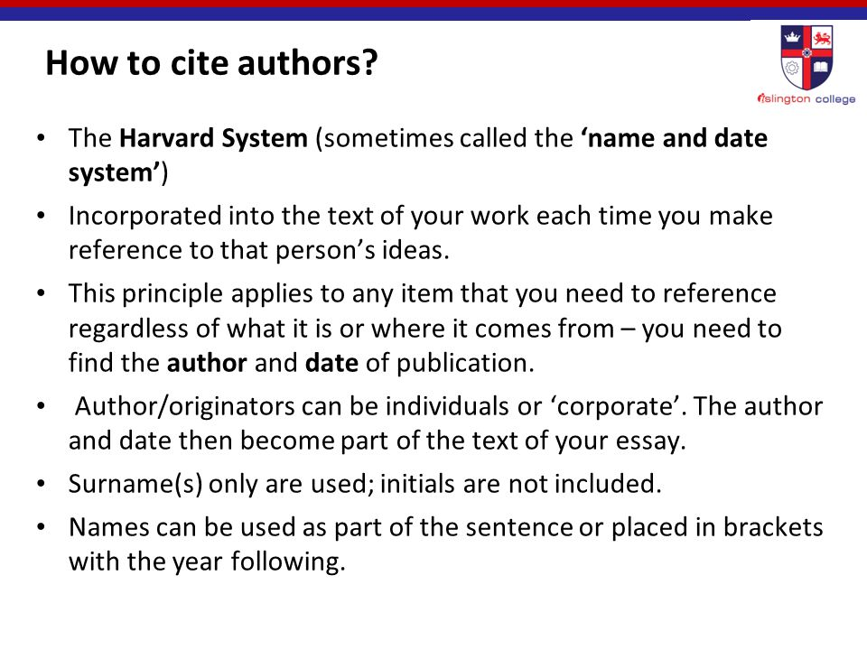 harvard referencing in essay harvard referencing or how to avoid