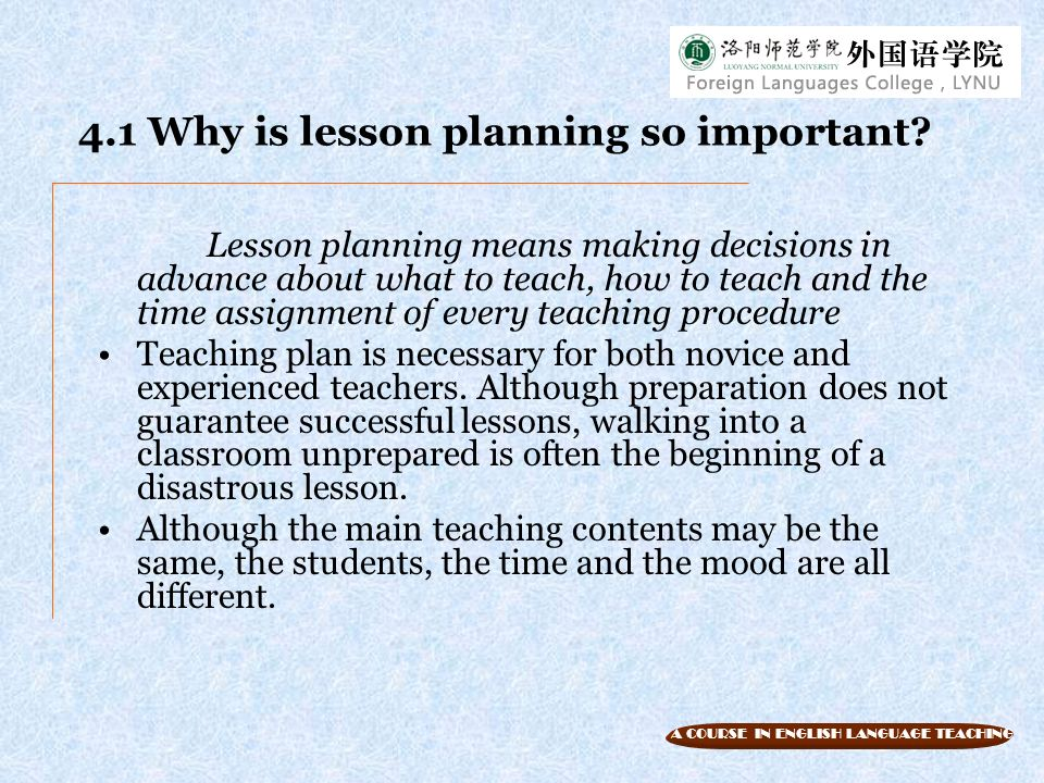 Nice ... Unit 3 Lesson Planning Objectives   Ppt Download   Why Is It Important  To Have A ... Amazing Pictures