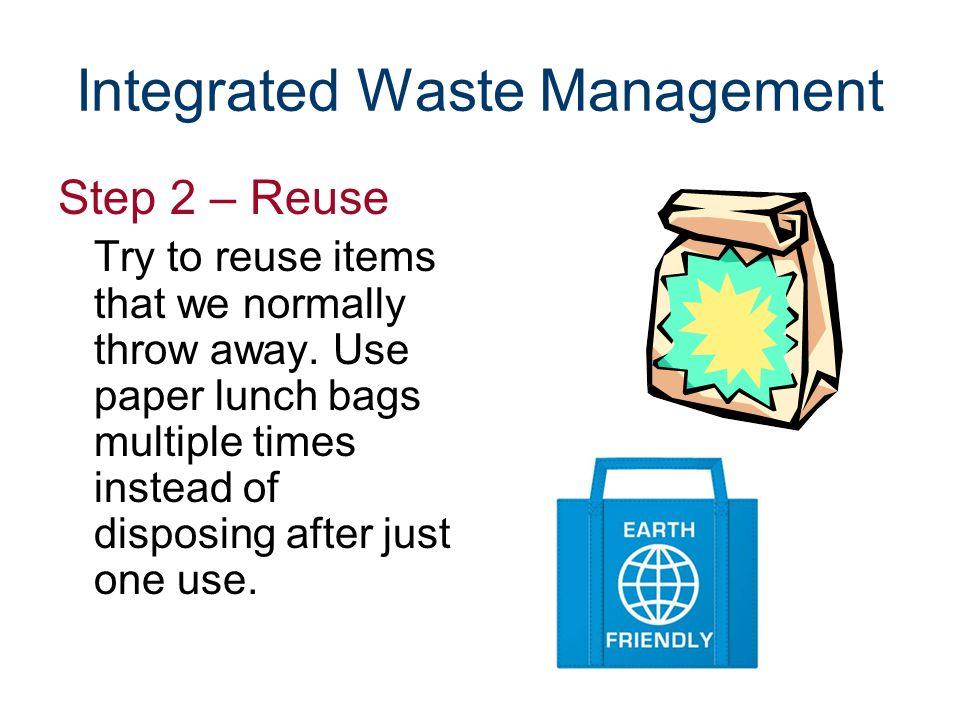 Integrated Waste Management - ppt download - waste management ppt