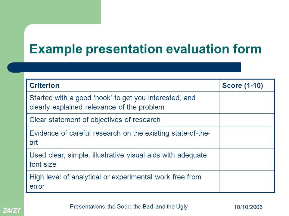 presentation evaluation | cvresume.unicloud.pl, Powerpoint templates
