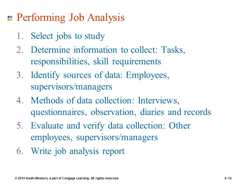 Job Analysis Report Task Analysis Example Task Analysis Template - job analysis report