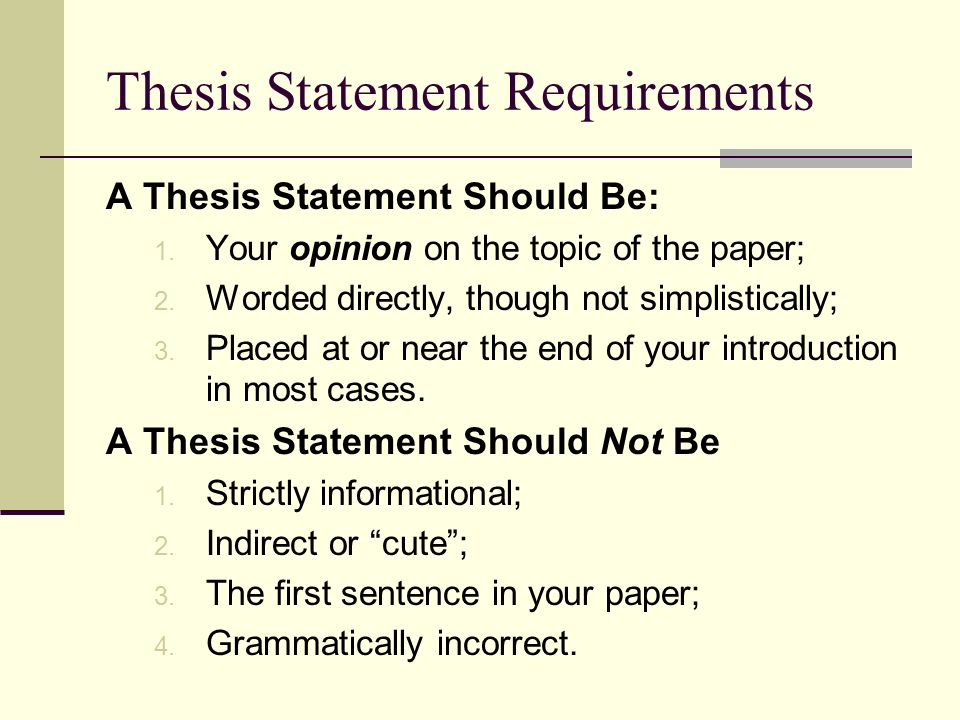 Thesis statement how College paper Service uxessayekvvskylinechurch