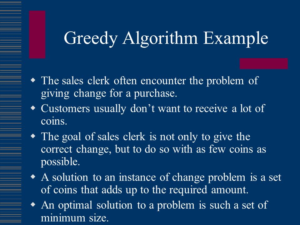 Coin Change Algorithm Ppt Updated La County Tax
