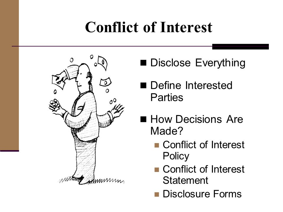 Conflict Of Interest Statement Template. cover letter statement of ...