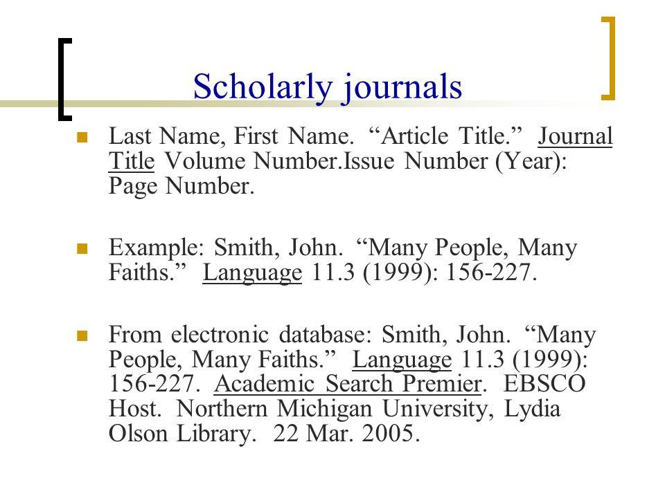 scholarly journal database - Ecosia