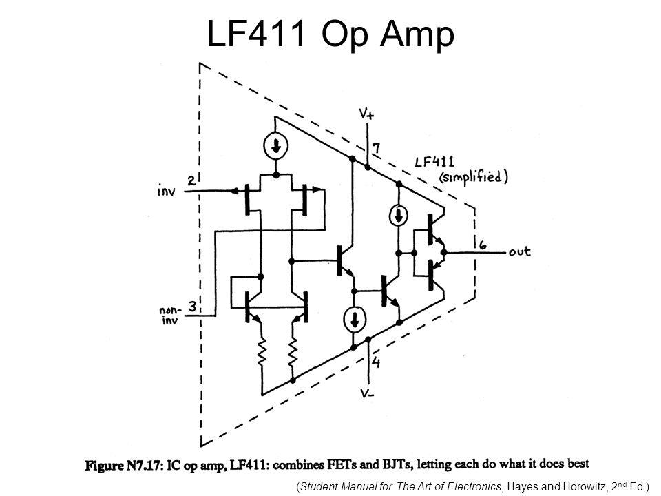 op amp inverting amplifier prototype circuit