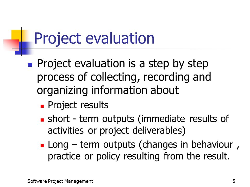 Project Evaluation Group Project Evaluation Group Project - project evaluation