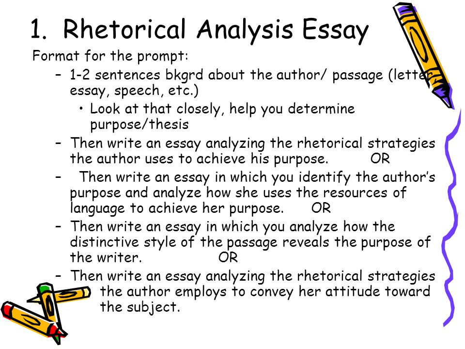 rhetorical analysis sample paper critical analysis essay example - Sample Analysis
