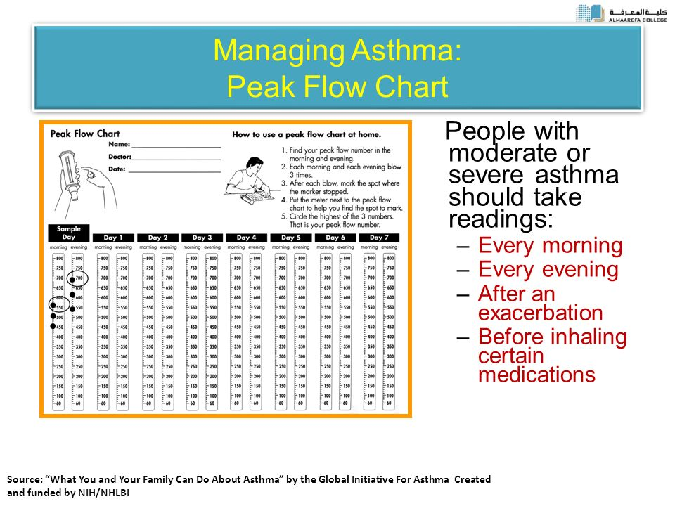... Dr Shaikh Mujeeb Ahmed Assistant Professor AlMaarefa College   Peak  Flow Chart ...
