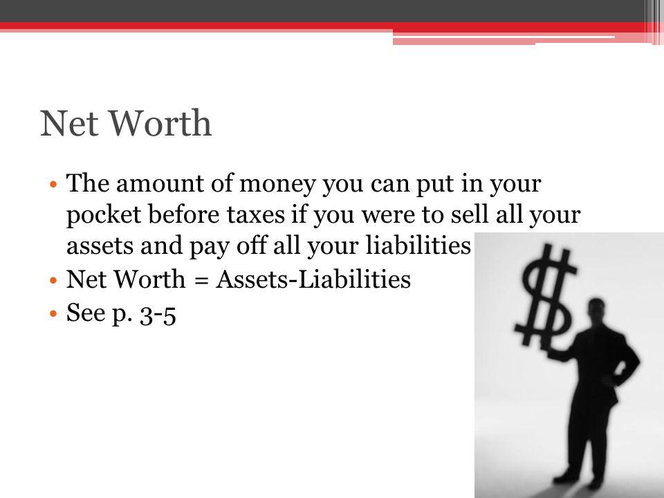 Assets Liabilities Net Worth dnio - assets liabilities net worth
