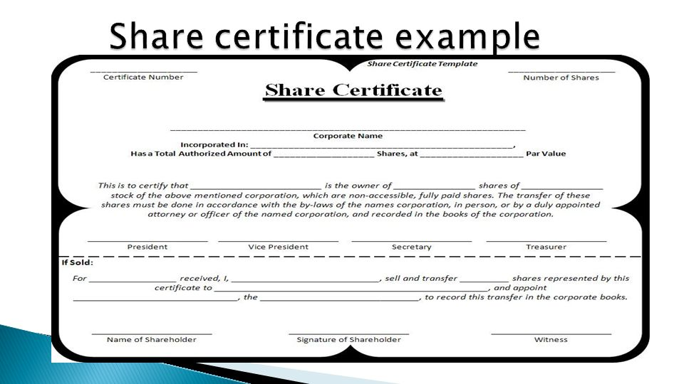 share certificate template canada - 28 images - share certificate ...