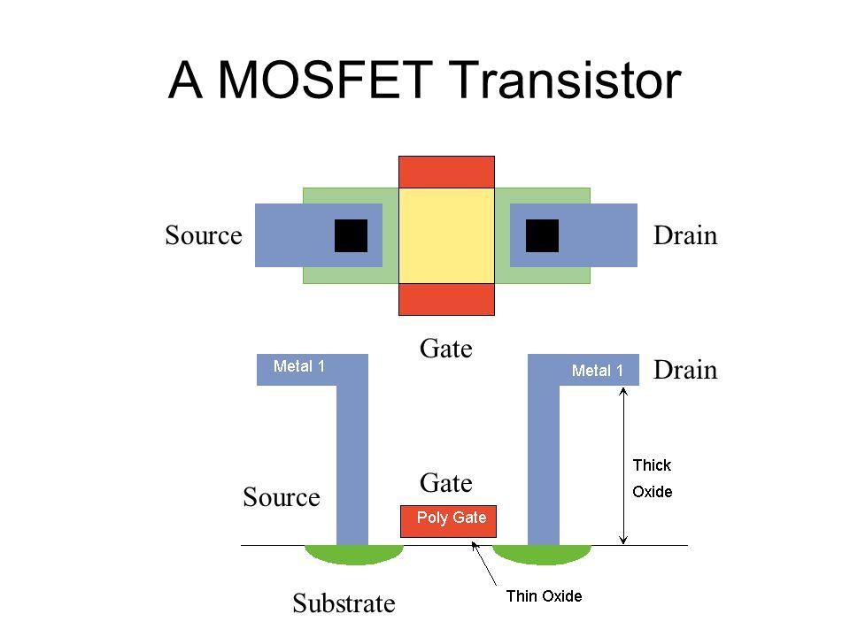 MOSFET Transistor Basics - ppt download - mos transistor