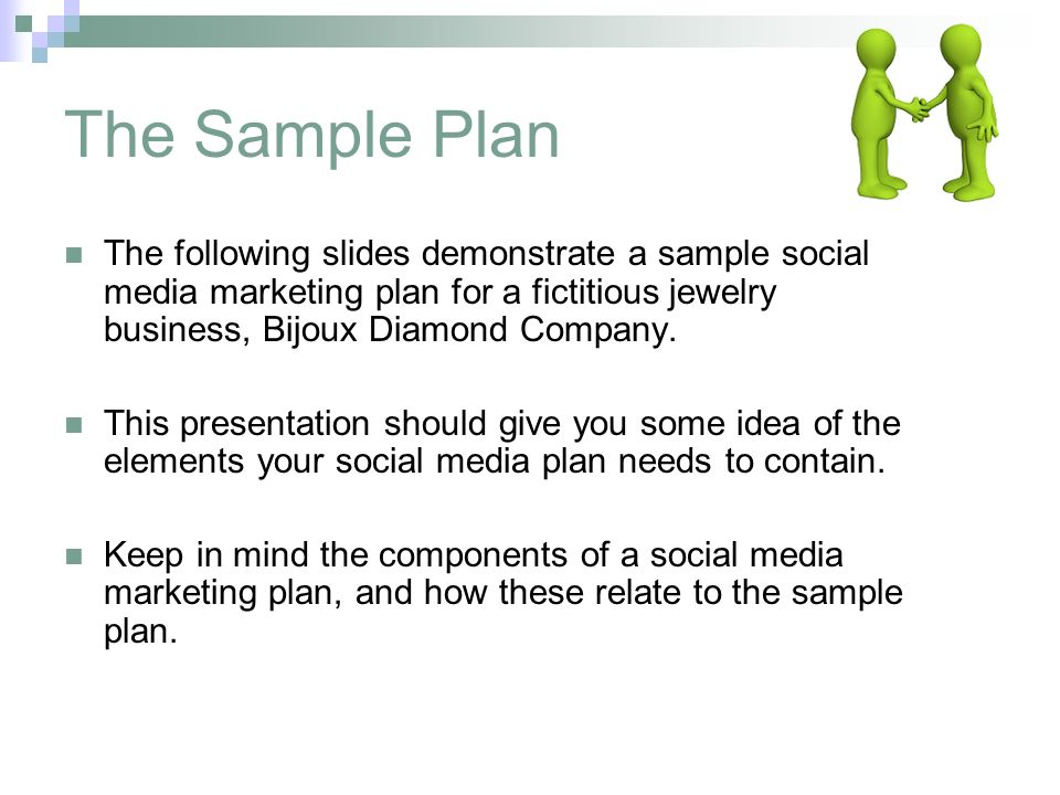 Social Media Marketing Plan Most Businesses Donu0027T Feel Their - components marketing plan