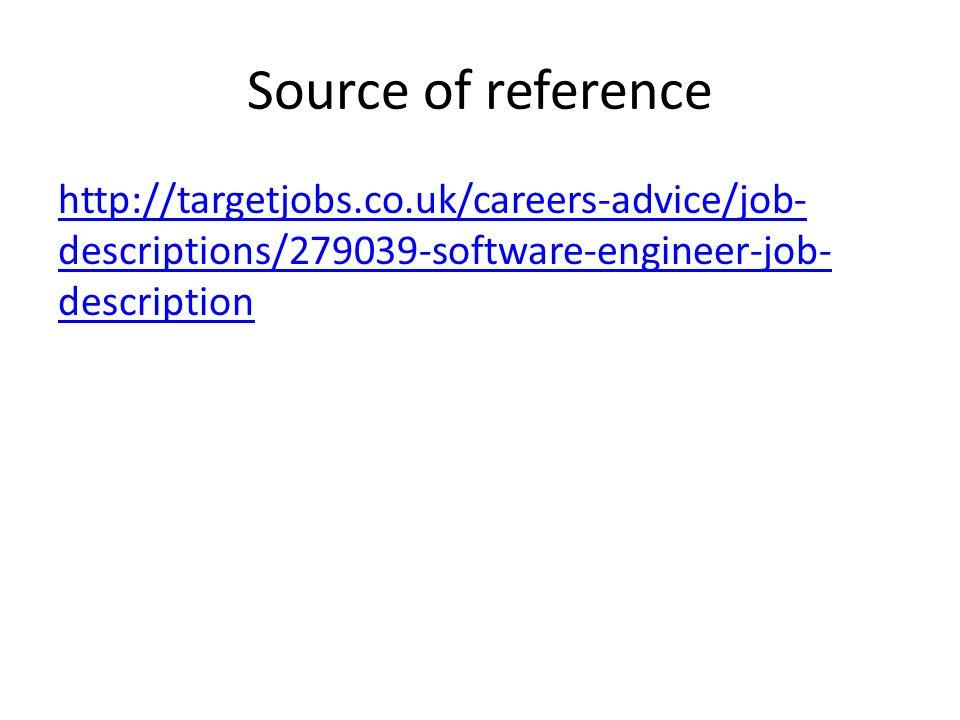 Investigating jobs in IT - ppt download - software developer job description