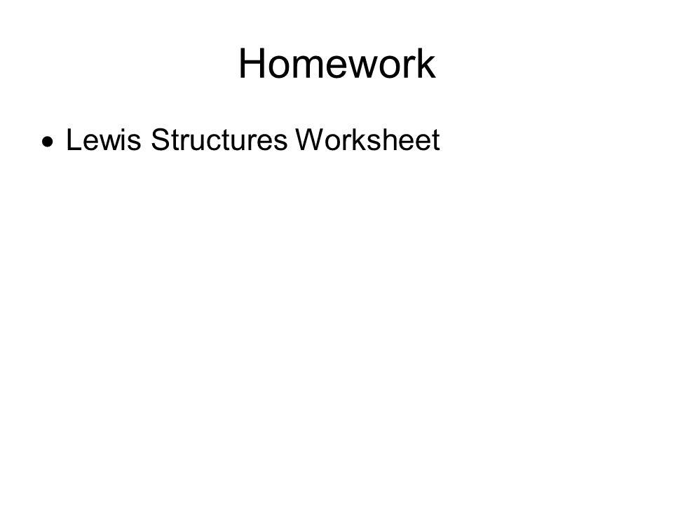 Comfortable Lewis Dot Structure Practice Worksheet Worksheets