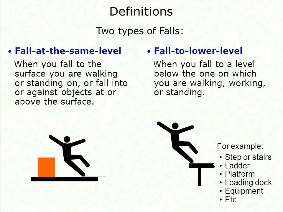 Slippery Wood Stairs Slips, Trips, And Falls Module One. - Ppt Video Online