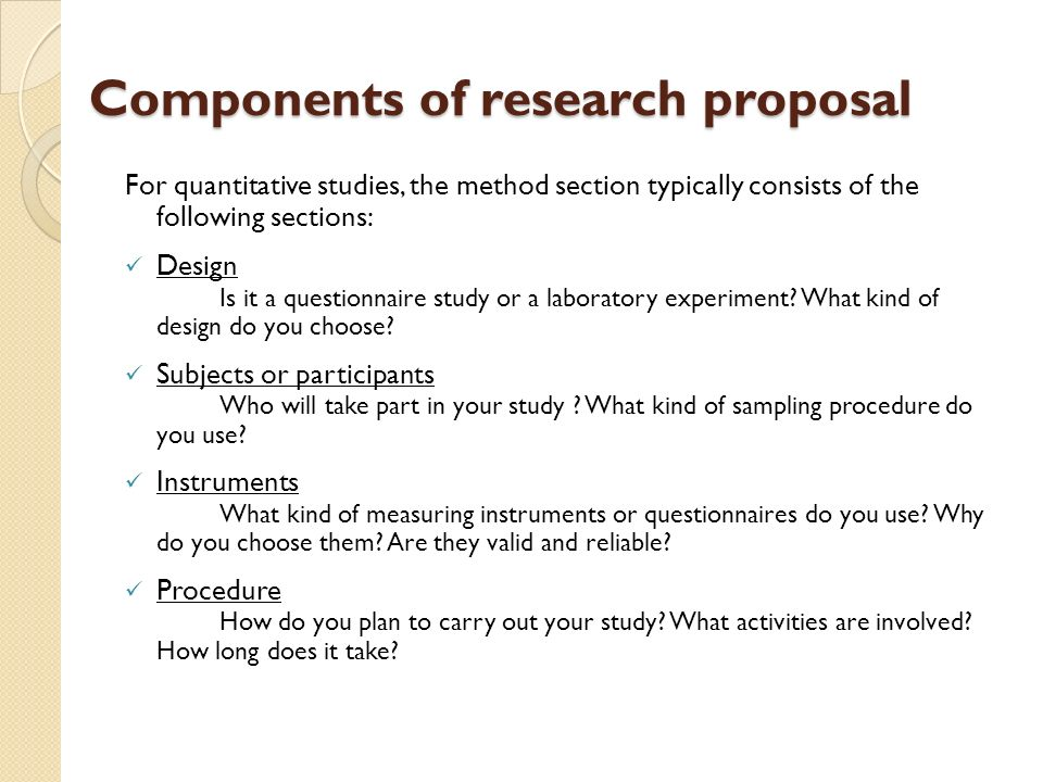 Drafting Research Proposal - ppt video online download - what is the research proposal