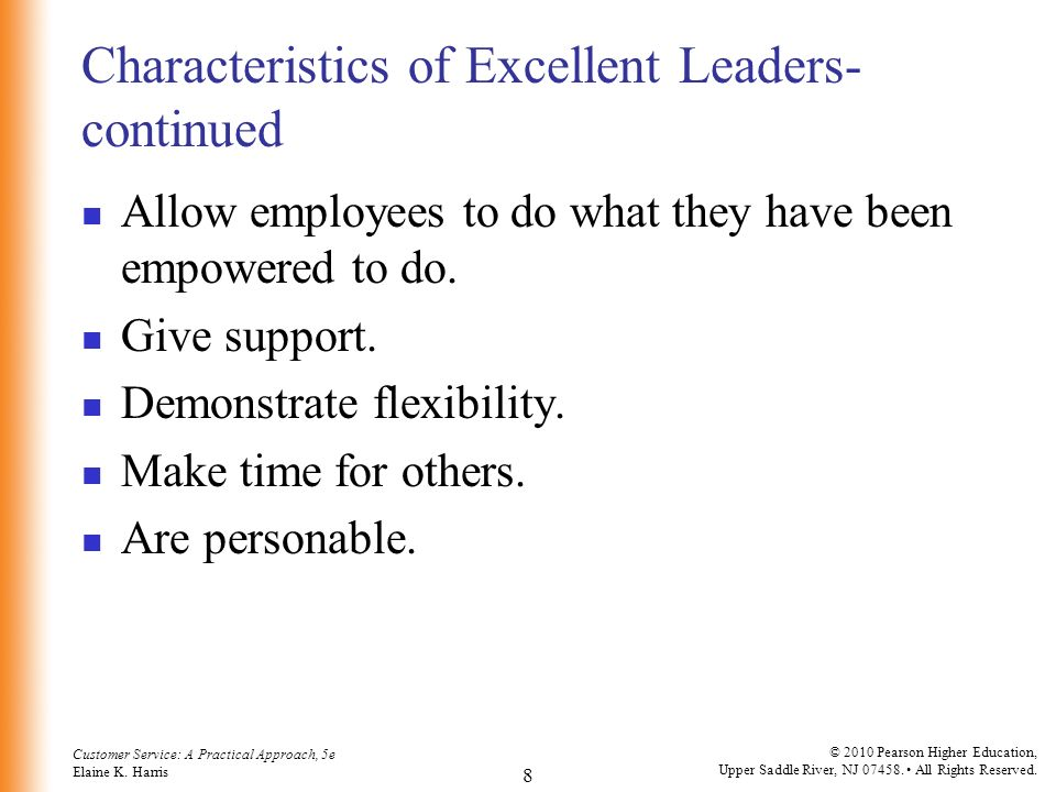 characteristics of customer service - Romeolandinez - characteristics of great employees