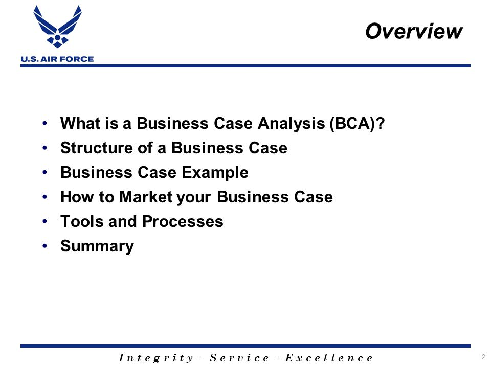 Business Case Analysis How To Make Smart It Choices Making Smart It