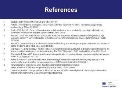 e-Learning Evidence-based Medicine - ppt video online download