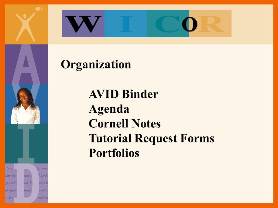 Avid Tutorial Request Form Tutorial Request Form Example A - avid tutorial request form