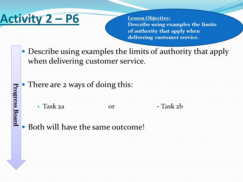 P6 Limits of Authority - ppt video online download