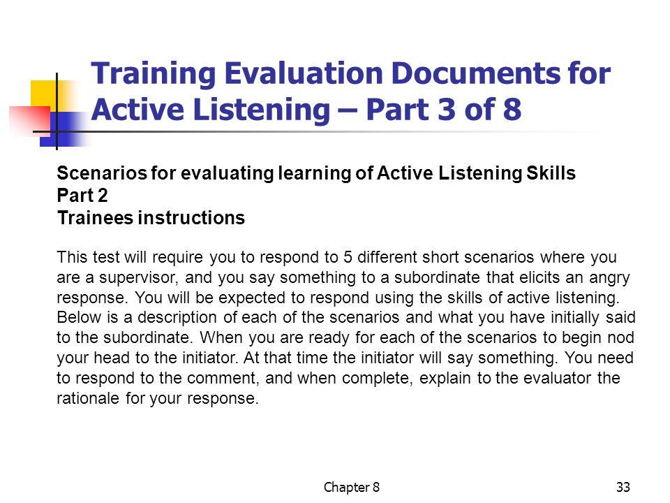 Training Evaluation How Training Works Training Evaluation - training survey template