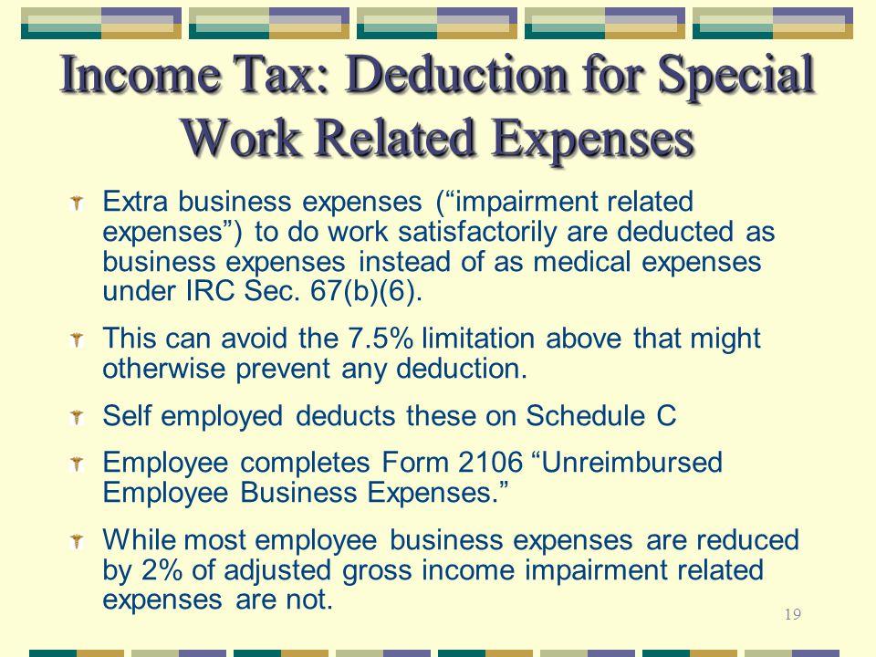 Awesome Unreimbursed Employee Expense Images - Administrative