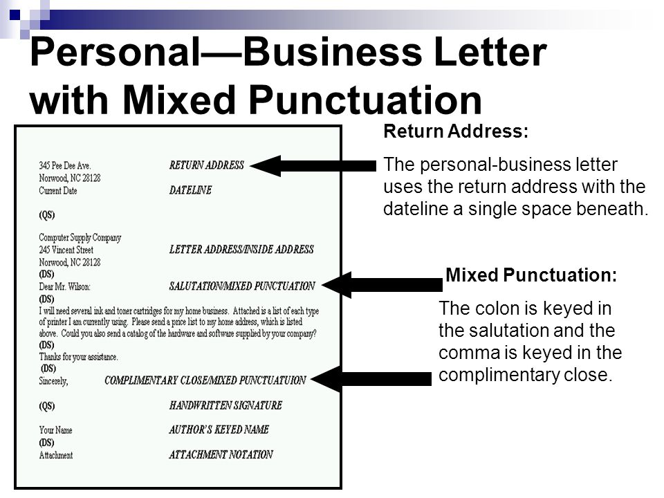 Business Letter Wikipedia Memorandums And Letters Ppt Video Online Download