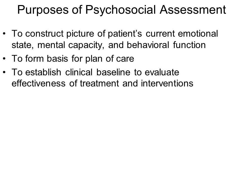 Sample psychosocial assessment 8 documents in word pdf