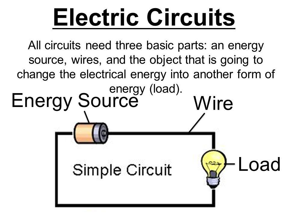 basic electric circuit