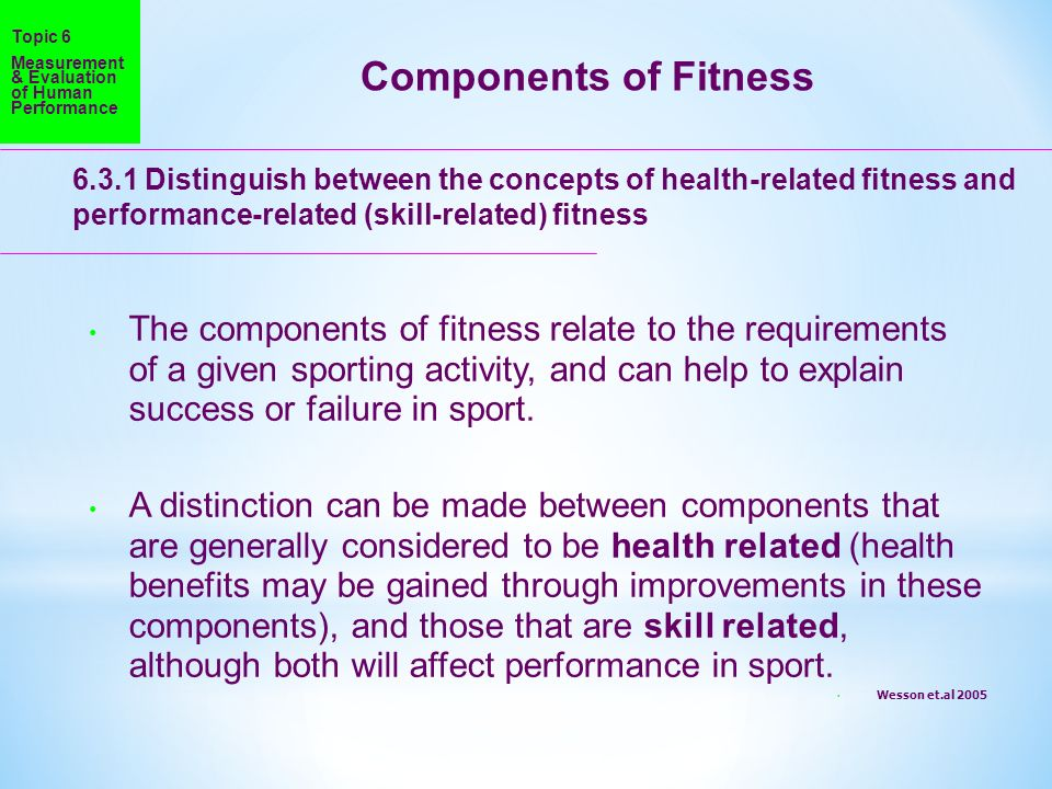 what are the 6 components of health xv-gimnazija