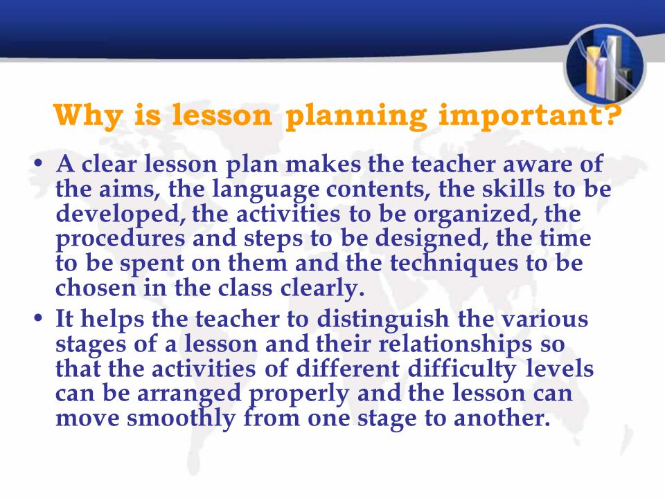 Unit 4 Lesson Planning - ppt video online download - what is a lesson plan and why is it important
