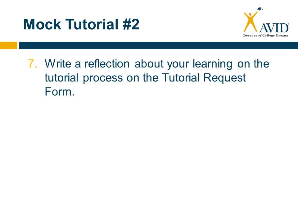 Tutor Training Part 1 Socratic Tutorials - ppt video online download - avid tutorial request form