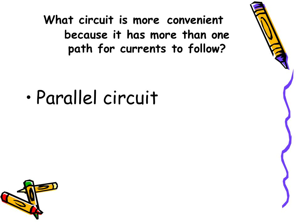 and parallel circuits examples a series circuit christmas lights