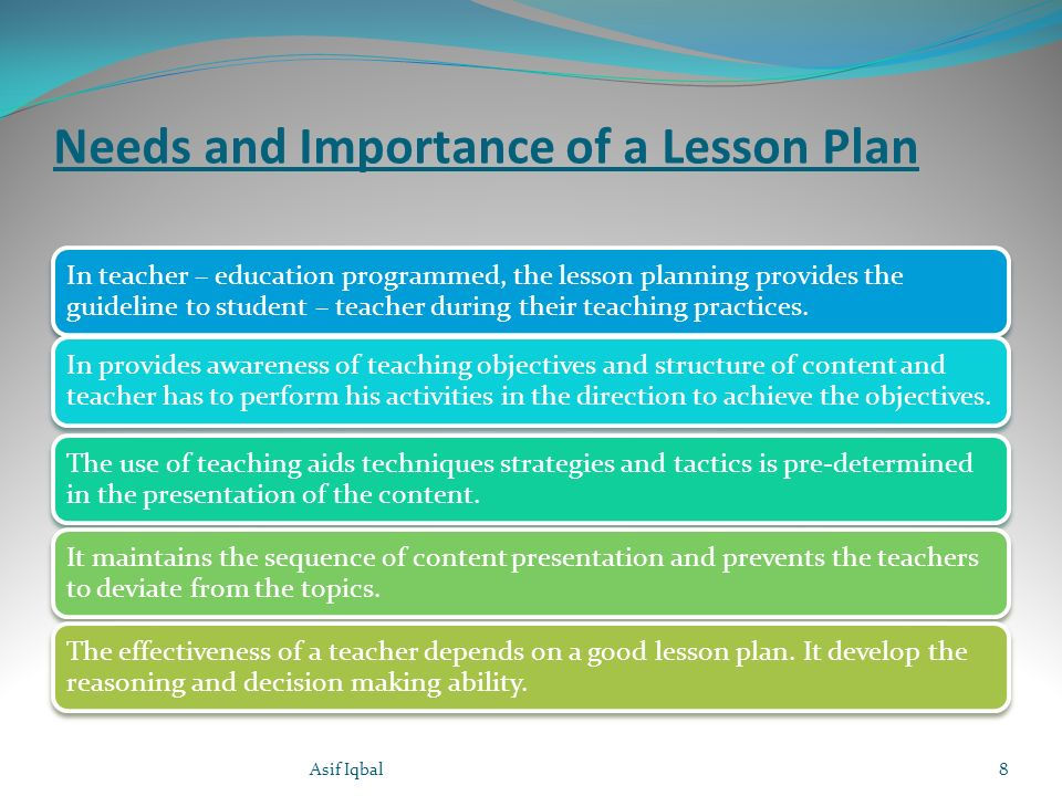 What Is A Lesson Plan And Why Is It Important - Design Templates - what is a lesson plan and why is it important