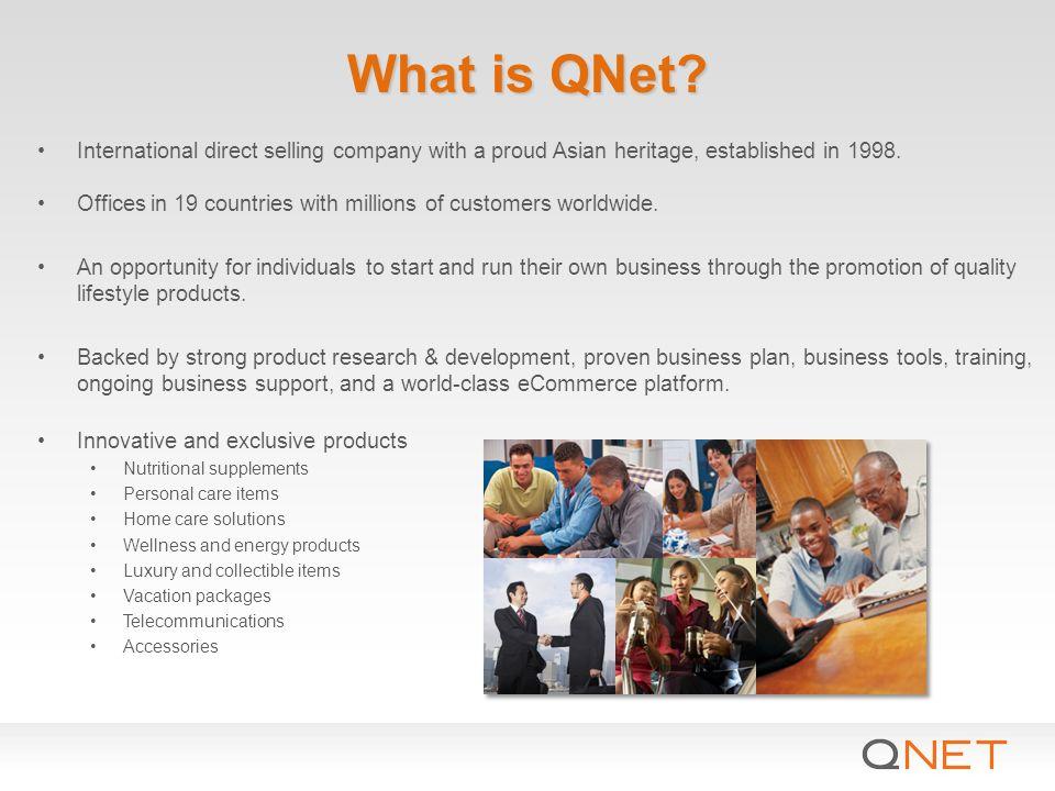 Qnet Business Plan Slideshare Download